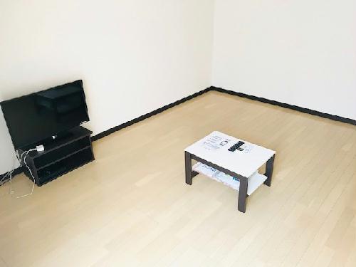 レオネクストルーエ 204号室の収納
