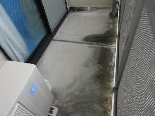 レオパレスG 204号室のリビング