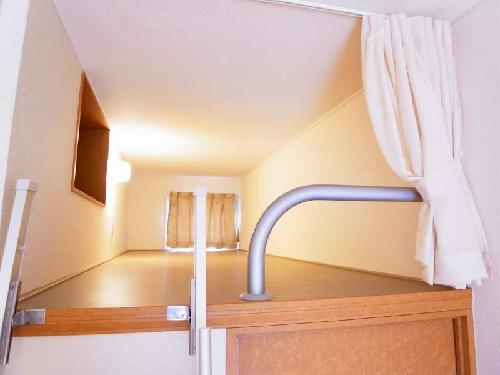 レオパレスG 204号室の風呂