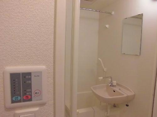 レオパレスライト Ⅱ 203号室の風呂