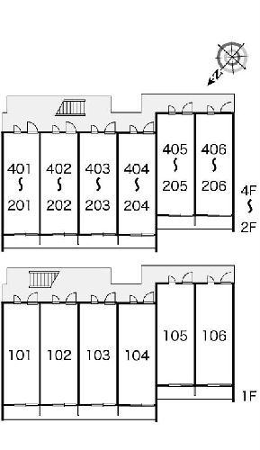 レオパレス豊里Ⅱ 202号室のその他