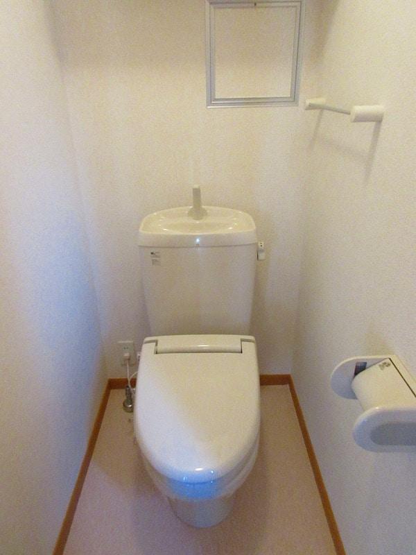 ノイ・アインズ B棟 02040号室のトイレ
