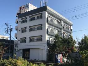 横山マンションの外観