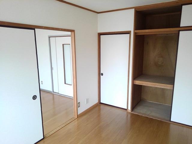 ファミールS 02030号室の収納