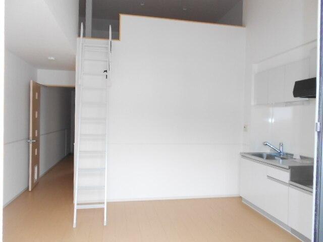 グランド ハピネス 02020号室のキッチン