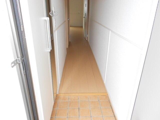 グランド ハピネス 02020号室の収納