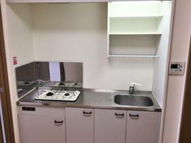 ラフィネジュ横浜南 603号室のキッチン
