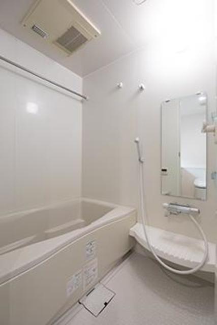 トレステージ四谷 702号室の風呂
