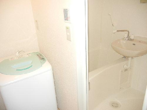 レオパレスアクシオンⅡ 103号室の風呂
