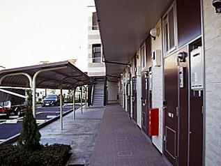 レオパレスアルシオネ 105号室のキッチン