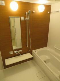 デュオセーヌ国立 242号室の風呂