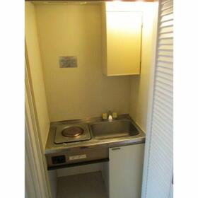 シティガーデン南天神 403号室のキッチン