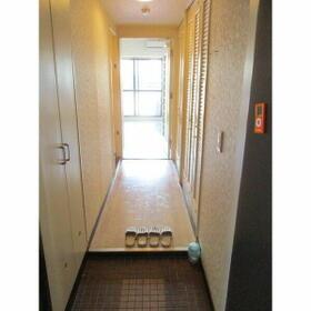 シティガーデン南天神 403号室の玄関