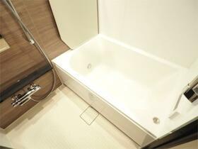 クレヴィア日暮里 THE RESIDENCE 0505号室の風呂