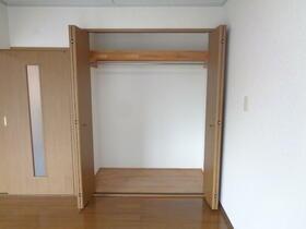 東武大和田サンライトマンション 102号室の収納