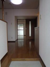 東武大和田サンライトマンション 102号室の玄関