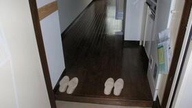 グレースヒルズ 301号室の玄関