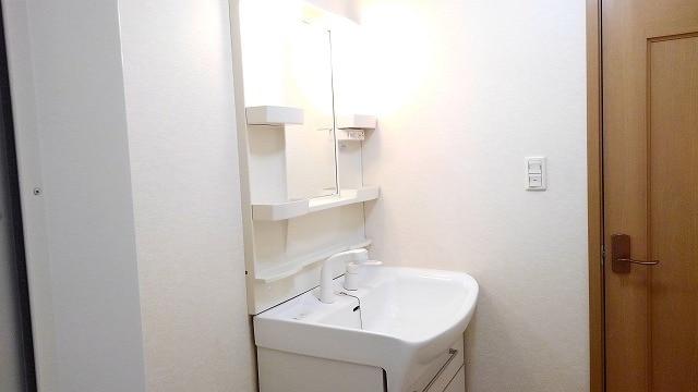 プラネット 02040号室のキッチン