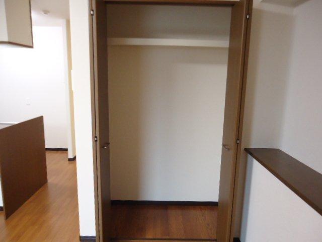 コンフィード 00103号室の収納