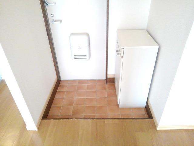 アーバンサクライA棟 01020号室のバルコニー