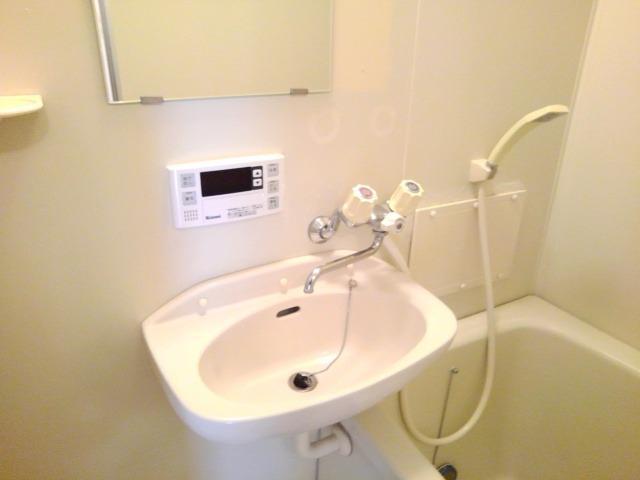 アーバンサクライA棟 01020号室の洗面所