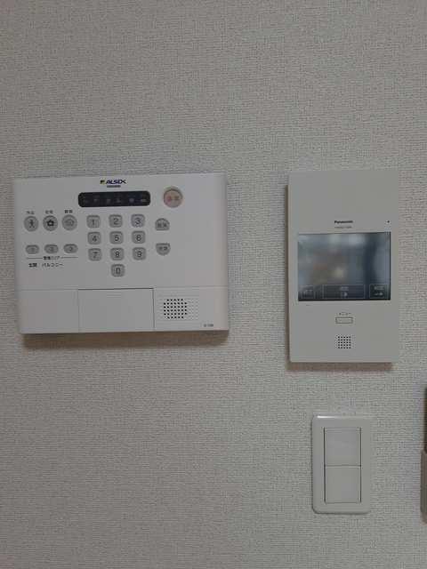 フルール・ド・リス Ⅰ 03020号室のセキュリティ