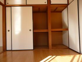 西大沼アパート 201号室の収納