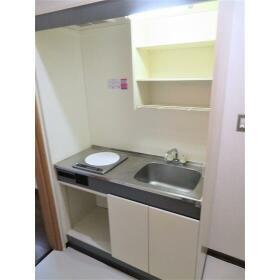 Studio Fujita 0101号室のキッチン
