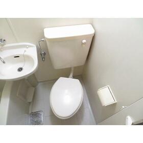Studio Fujita 0101号室のトイレ