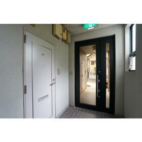 Studio Fujita 0101号室のエントランス