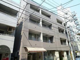 シュロス武蔵小山 402号室の外観