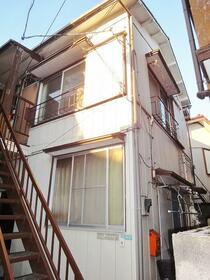 江戸川区上一色生活保護住宅の外観