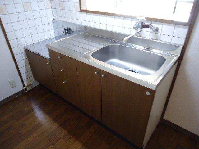 プリマヴェーラKM 101号室のキッチン