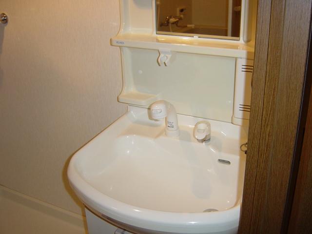プリマヴェーラKM 101号室の洗面所