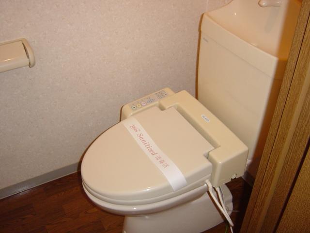 プリマヴェーラKM 101号室のトイレ