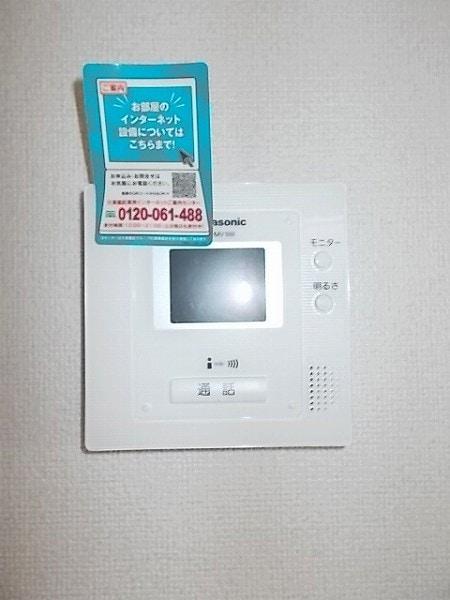 ファミリエB 02010号室の設備
