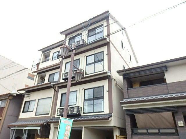 Kamo一gojo 2号館外観写真