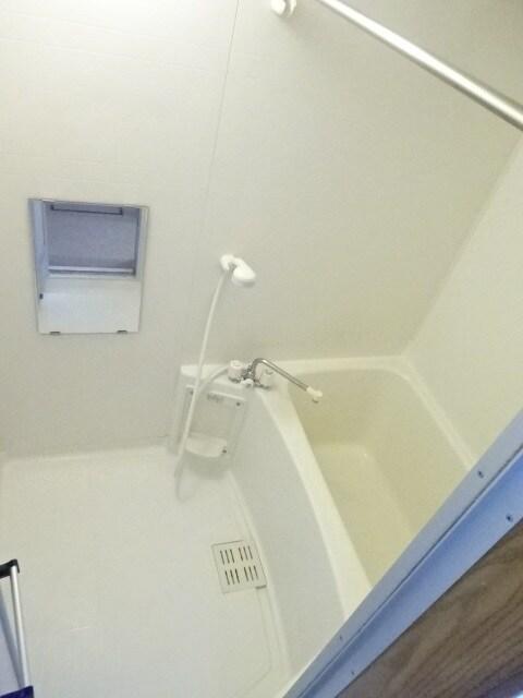 エスポワール大井A 01010号室のバルコニー