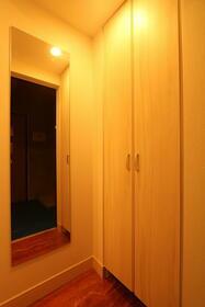 プレジオ新大阪ROUGE 806号室の玄関