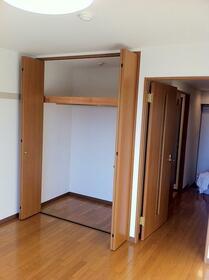 畠山マンション 101号室の収納