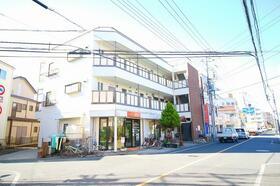 菅原橋スカイマンション外観写真