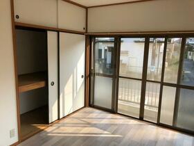サンコーポアライ 102号室の収納