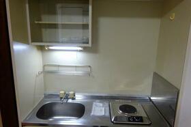 コーポクロサ 101号室のキッチン