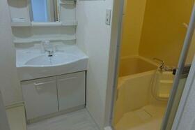 サンシャインヒルズ 102号室の洗面所