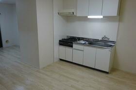 サンシャインヒルズ 102号室のキッチン