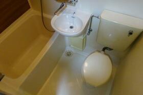 アルファネクストビッグフィールド 203号室の風呂