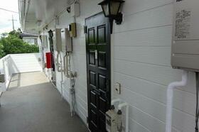 アルファネクストビッグフィールド 203号室の玄関