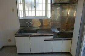ジュネパレス八千代第24 201号室のキッチン