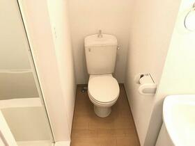 ハーミットクラブハウス大船Ⅱ 103号室のトイレ