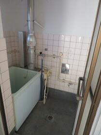 川上団地壱八号棟 1837号室の風呂